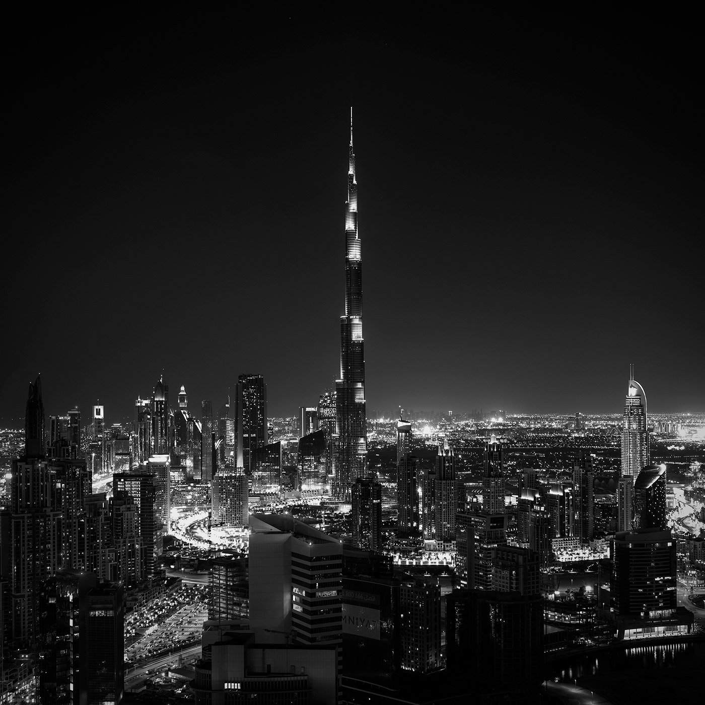 Black and White Fine Art Photography | Anique Ahmed