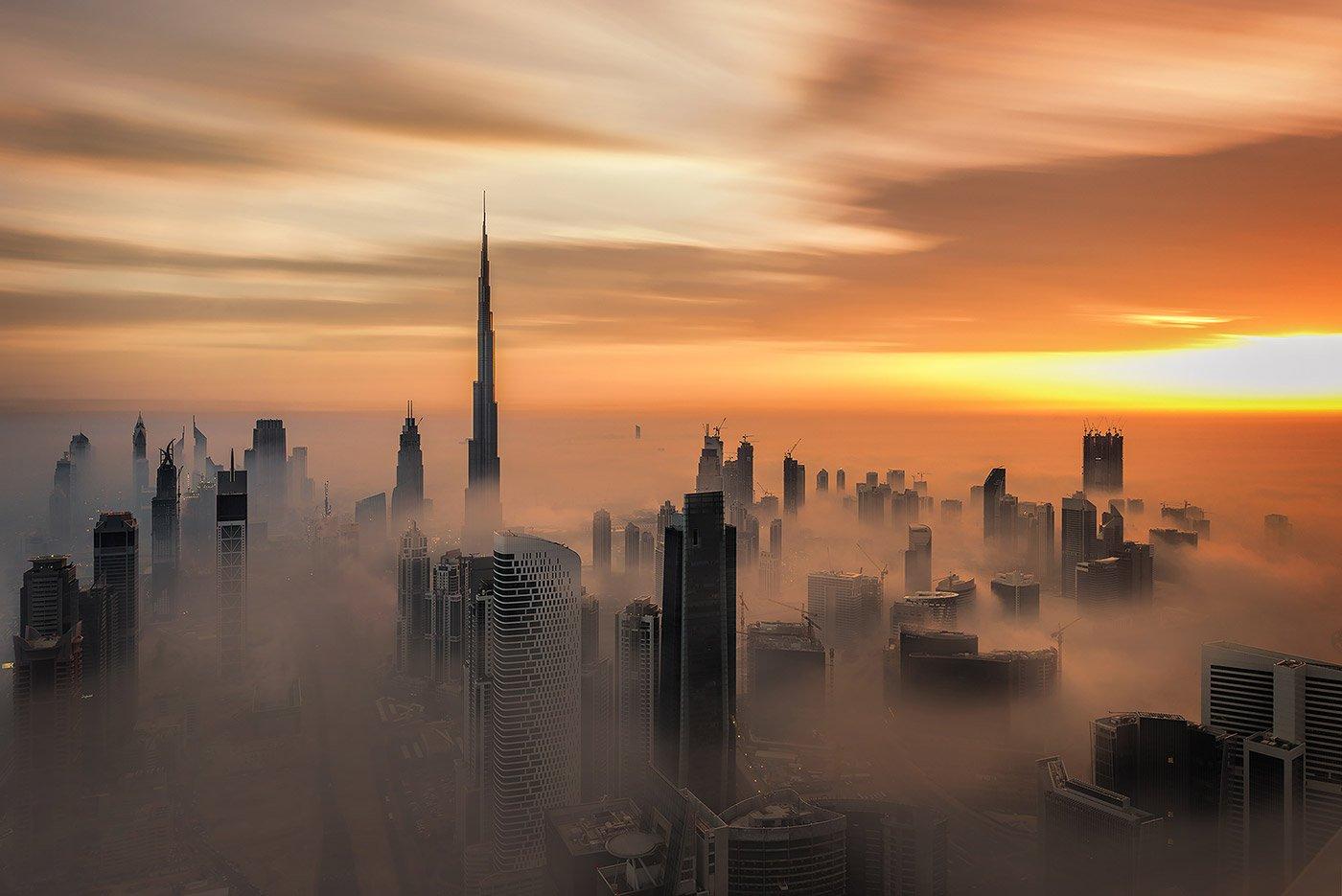 Dubai Fog | Anique Ahm...